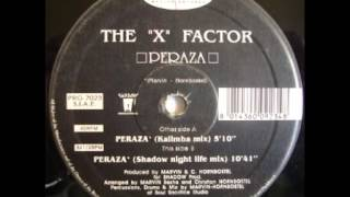 The X Factor - Peraza (Kalimba Mix)