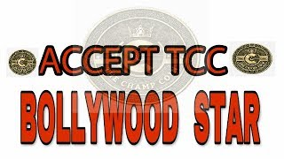 TCC COIN ACCEPT BOLLYWOOD STAR