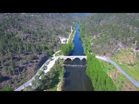 Ponte de Vale telhas - Mi Drone 4k