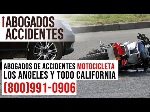 Abogados de Accidentes de Motocicletas en Los Angeles y todo California