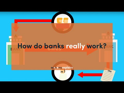 How do banks REALLY work? | Economy Explains