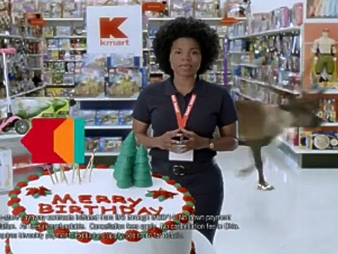 Kmart Stores This Is Not A Christmas Commercial HD