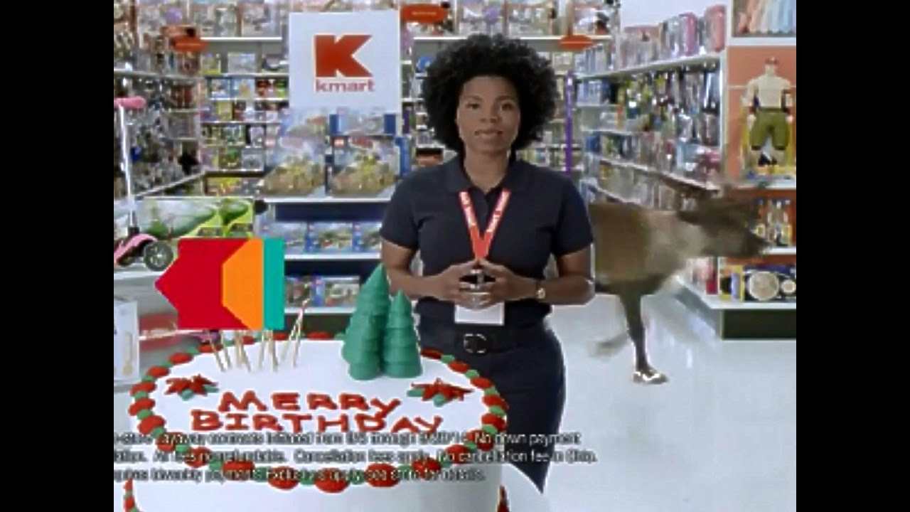 Kmart Stores This Is Not A Christmas Commercial HD - YouTube