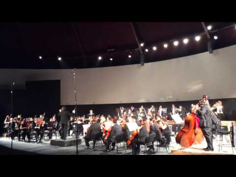 Oberon overture filarmónica 5 de Mayo