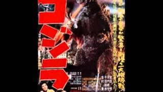 Godzilla 1954 Soundtrack- Godzilla