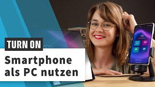 Smartphones als PC-Ersatz: Das können Motorola Ready For und Samsung DeX