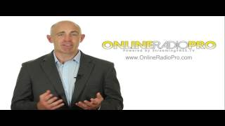 how to launch a professional radio station with onlineradiopro com