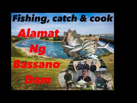 Fishing In Bassano Dam Alberta