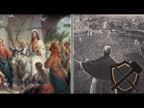 Lateran Treaty Prefigured by the Gospel of St. John