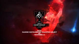 Worlds Collide - 2015 World Championship Ranked Instrumental Version