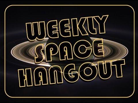 Weekly Space Hangout - December 13, 2013 - Europa's Water Jets & Chinese Lunar Lander