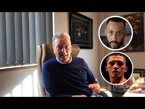 BIG NEWS! James DeGale & Lee Selby to headline Double World Title Frank Warren show on December 9th