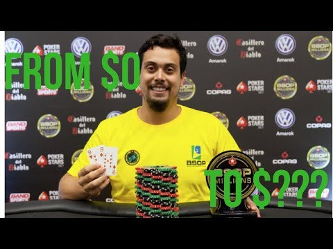 Free Entry to PokerStars Caribbean Adventure 2018 from Brazil