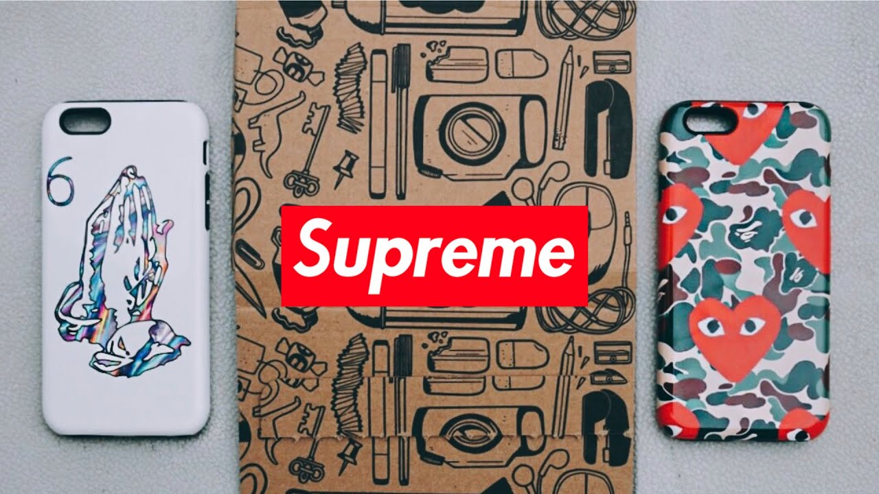 Hypebeast iphone case pickups from redbubble