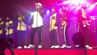 24K Magic Bruno Mars Part 1 in Zurich