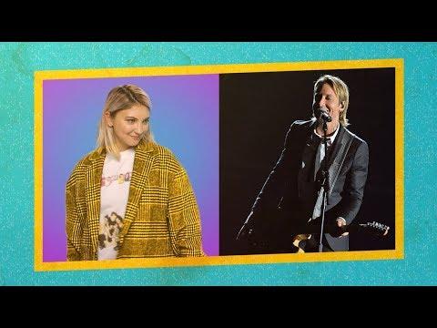 Julia Michaels talks Keith Urban | Radio Disney Country Close Up