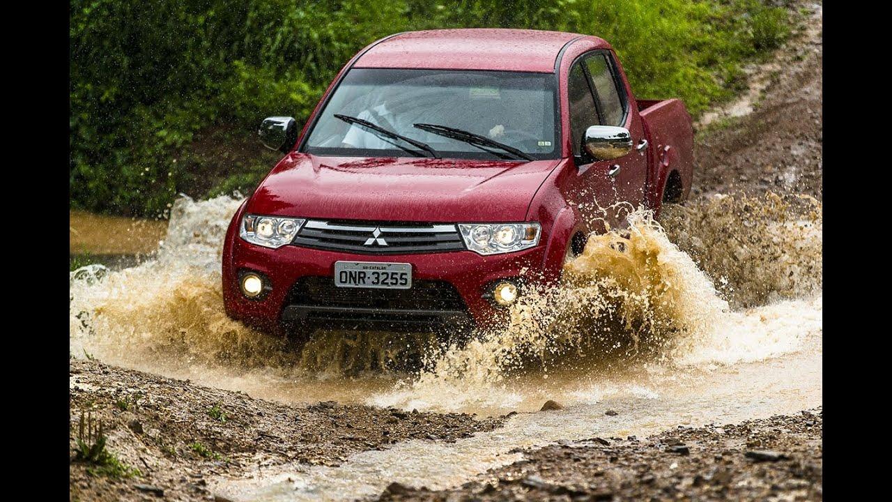 Best Cars Ever 2015 Mitsubishi L200 Triton Brutal Offroad  YouTube