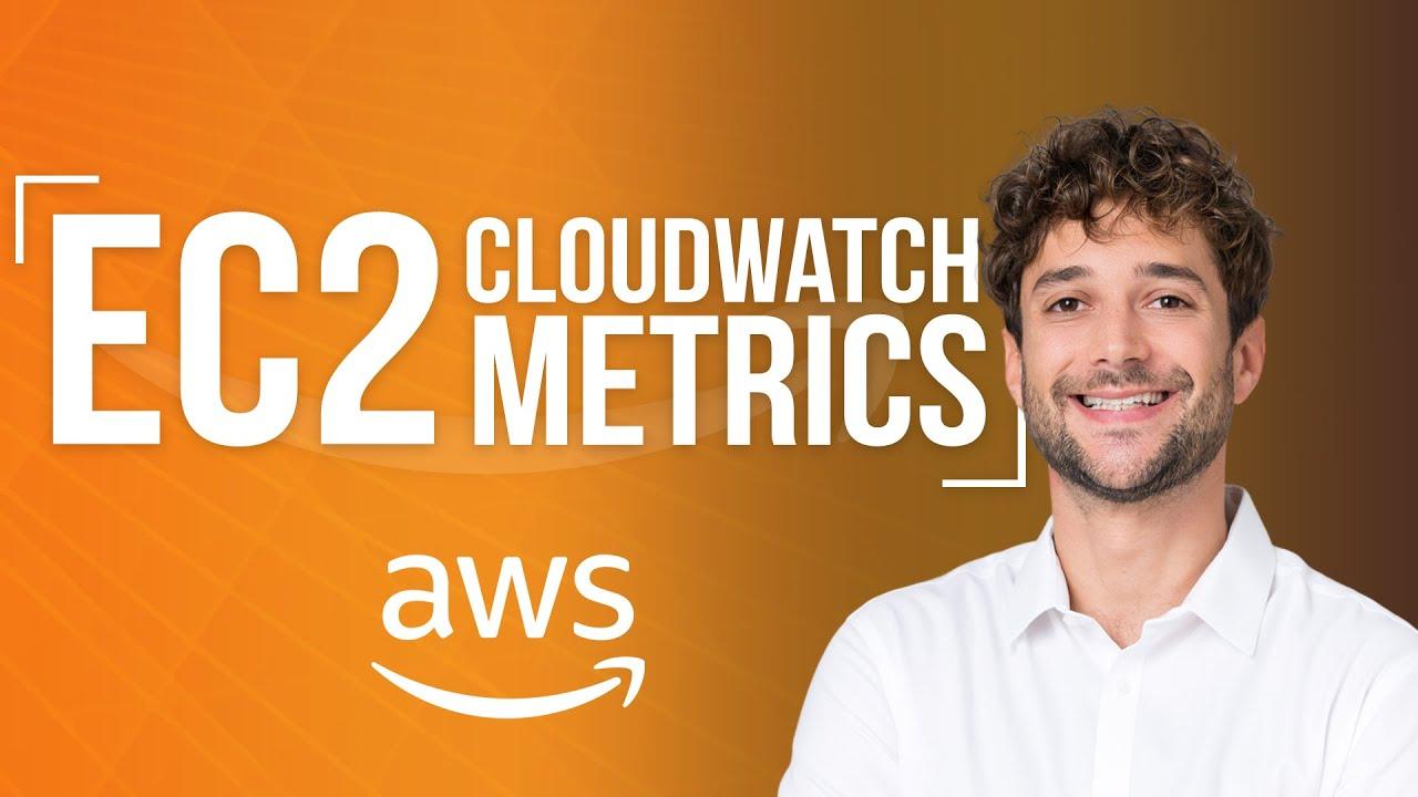 CloudWatch Metrics for EC2 Tutorial