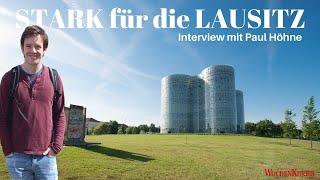 """""""STARK für die LAUSITZ"""" - Interview mit Paul Höhne zum dualen Studium an der BTU Cottbus-Senftenberg"""