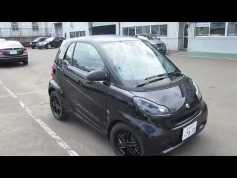 2012 smart fortwo coupe mhd exterior interior youtube. Black Bedroom Furniture Sets. Home Design Ideas