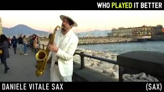 Who played Better : Dance Monkey Sax, Violin,Chicken, Cat Piano,Guitar, Flute