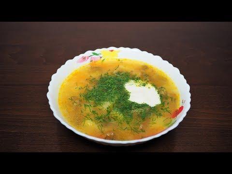Грибной суп рецепт в мультиварке редмонд