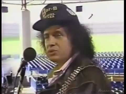 KISS Soundchecks  Hot In The Shade tour  1990