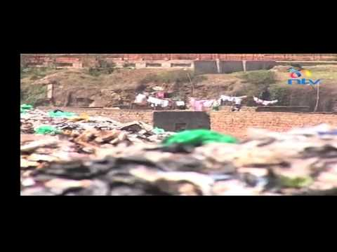 Group 4  Nairobi Solid Waste Management Dandora Dumping Site