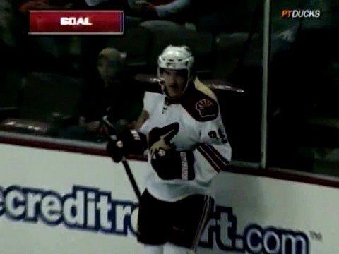10/12/08 Mikkel Boedker First NHL Goal