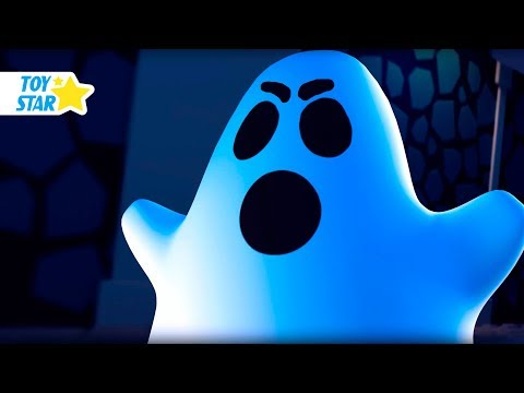 New 3D Cartoon For Kids | Dolly And Friends | Real Ghost #10