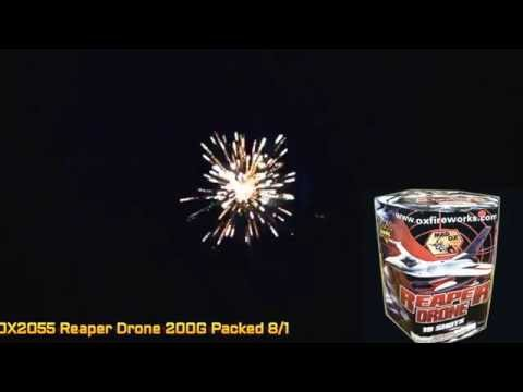 - Boom Town Fireworks Reaper Drone - YouTube