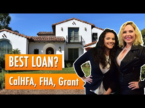 PT 2 CalHfa Buyer Program Compare and Contrast with FHA Home loan & Platinum Grant