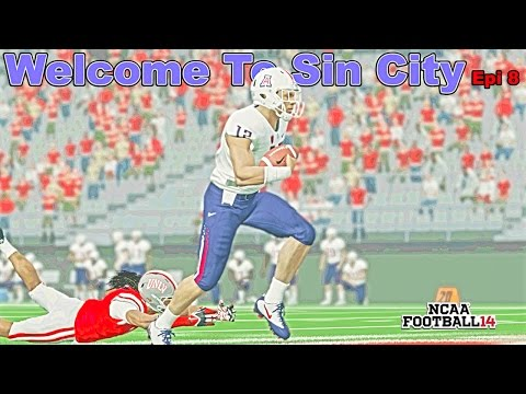 NCAA Football Dynasty   HailMary Game Changer   Welcome To Sin City Epi 8