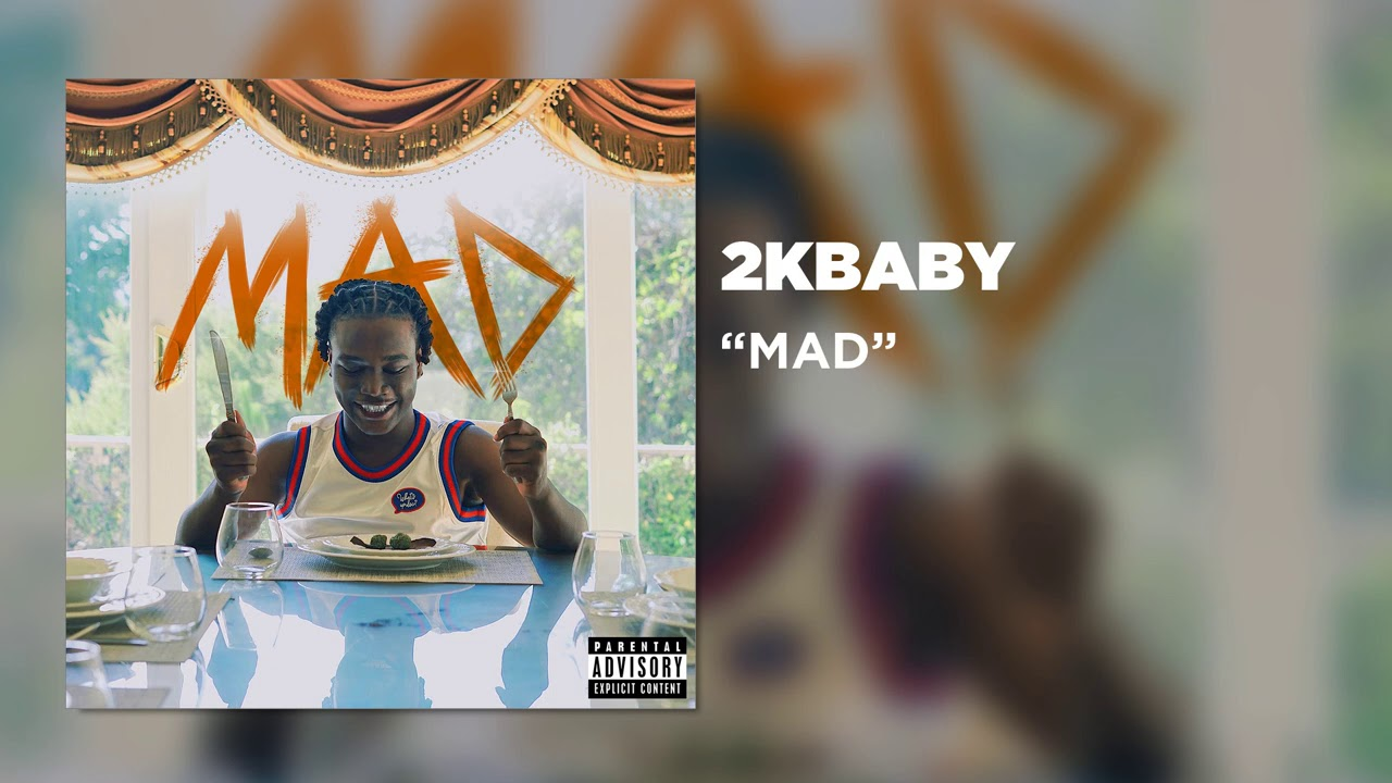 2KBABY - MAD (Official Audio)
