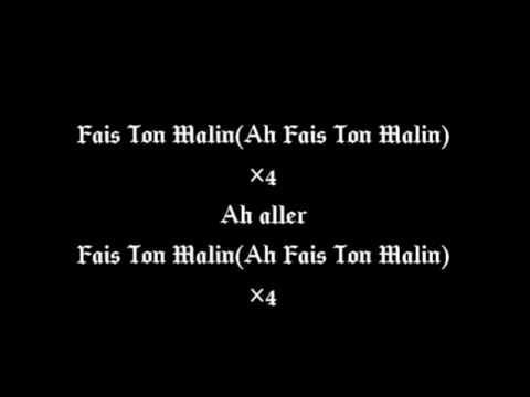Kiff No Beat lyrics Fais Ton Malin feat DSK