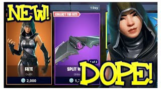 PEAU DU DESTIN 'NEW'! (LÉGENDAIRE) Fortnite Item Shop Update 23 juin (FORTNITE BATTLE ROYALE)