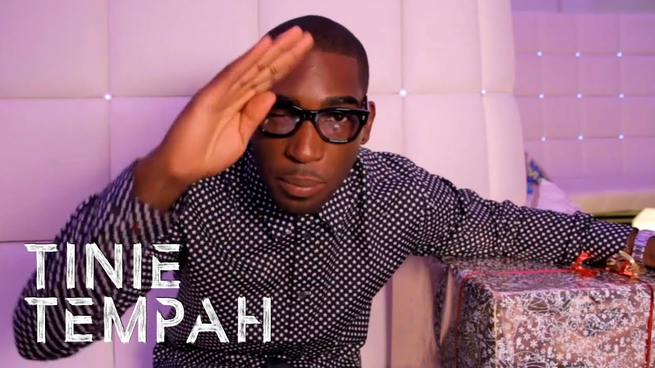 Download Tinie Tempah   A Christmas Message From Tinie Tempah