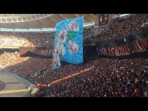 Da5la Derby Finale EST-CA @  Stade de Rades . Tunisie 2016