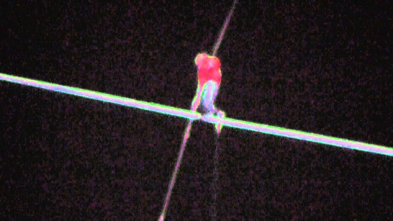 RAW FOOTAGE Nik Wallenda Chicago HighWire Walk YouTube - Nik wallendas epic blindfolded skyscraper tightrope walk