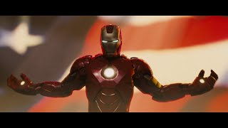 Iron Man transformations  - Iron Man 1, 2, 3 and The Avengers