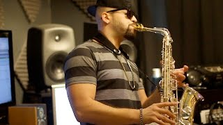 Hotline Bling - Drake / 1nthestudio Saxophone Cover