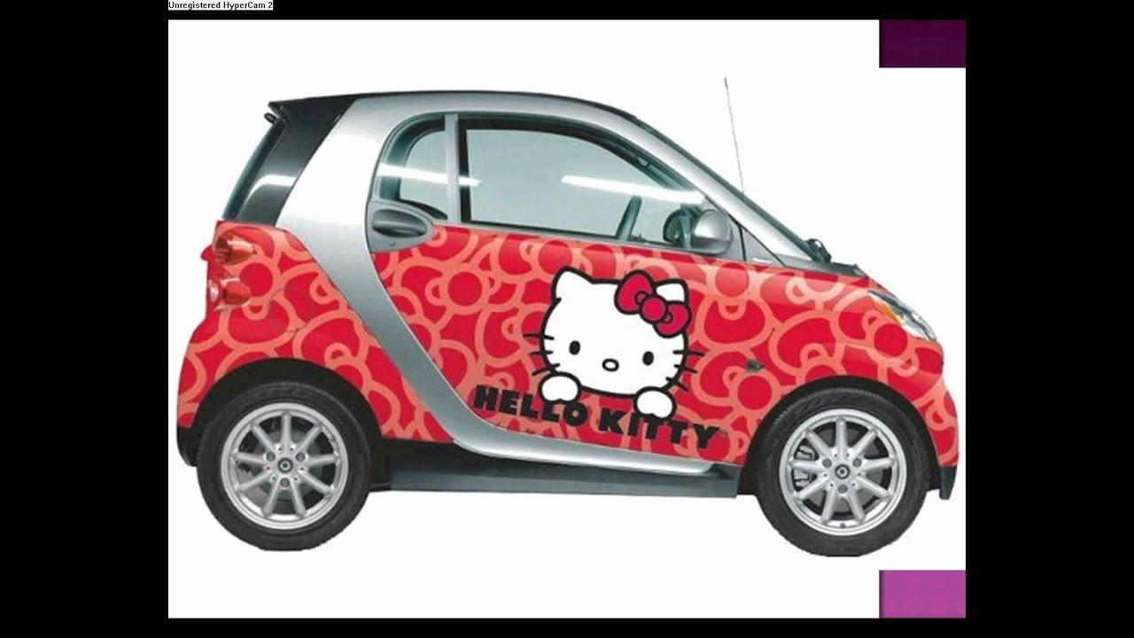 Carros hello kitty youtube - Casa hello kitty ...