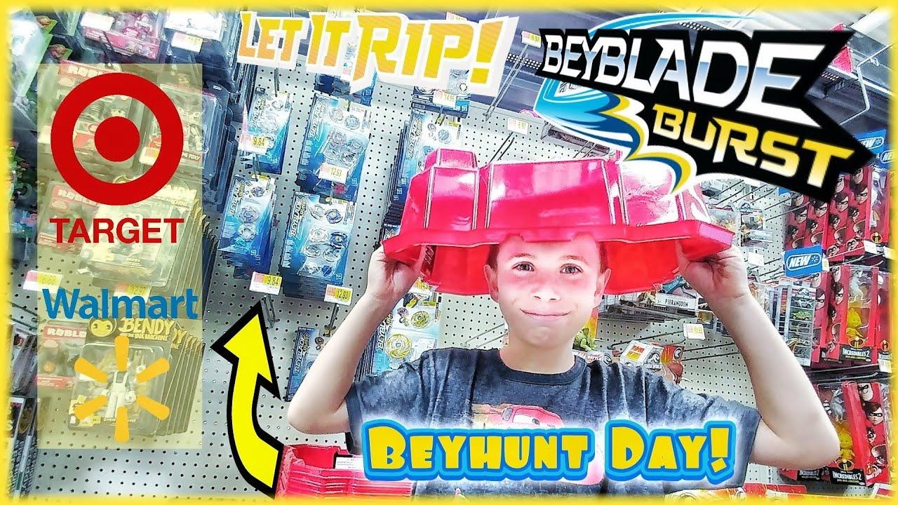 Beyblade Burst Toy Hunting Weekend at Target & Walmart for Hasbro Wave 5  SwitchStrike's - BEYHUNTING