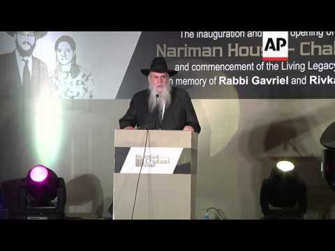 4:3 Re-opening of the Jewish Centre after the 2008 Mumbai terror attack