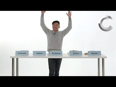 Asian People vs Asian Food (Quang)   Lineup   Cut