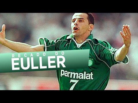 Recado do Euller O Filho do Vento para o Palmeiras Dublin