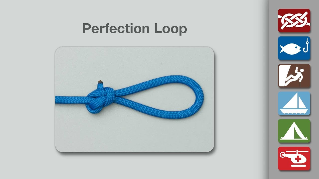 How to tie a loop 32