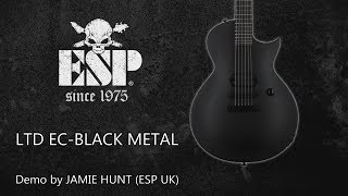 Official LTD EC-BLACK METAL Demonstration