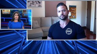 Ramona Fitness Center owner discusses being charged for violating California Emergency Services Act