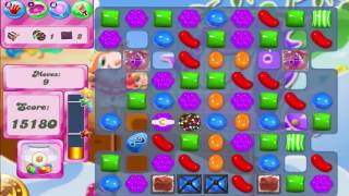 Candy Crush Saga Level 1634 No Boosters